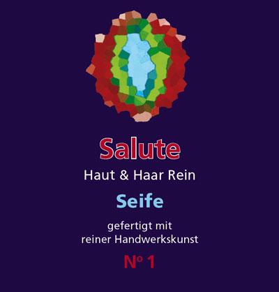 SALUTE Natur Seifen No1