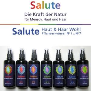 SALUTE Pflanzenwasser